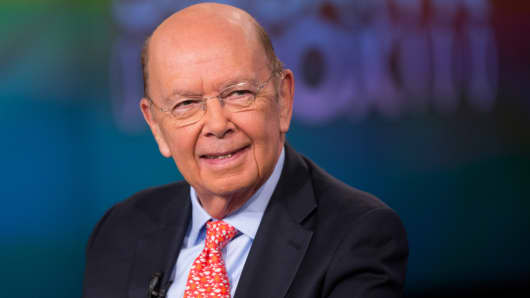Wilbur Ross, chairman and CEO of WL Ross & Co.