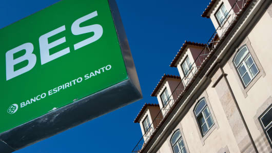 Espirito Santo International is the parent company of several institutions, including Banco Espirito Santo.