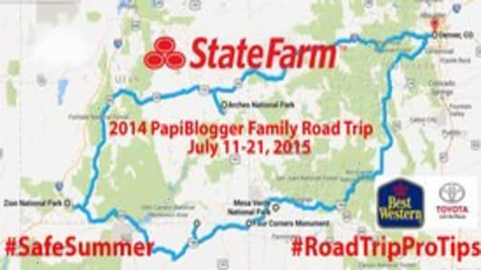 2014 Road Trip Tips