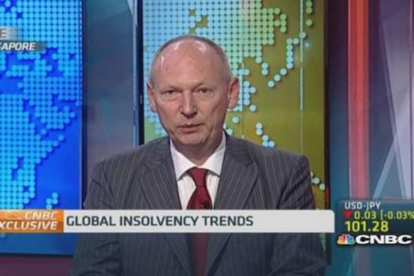 Euler Hermes: Asia business grew 24% on-year