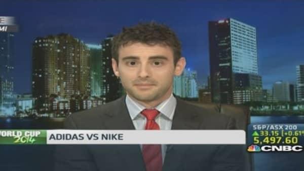 Adidas vs Nike: World Cup's marketing war