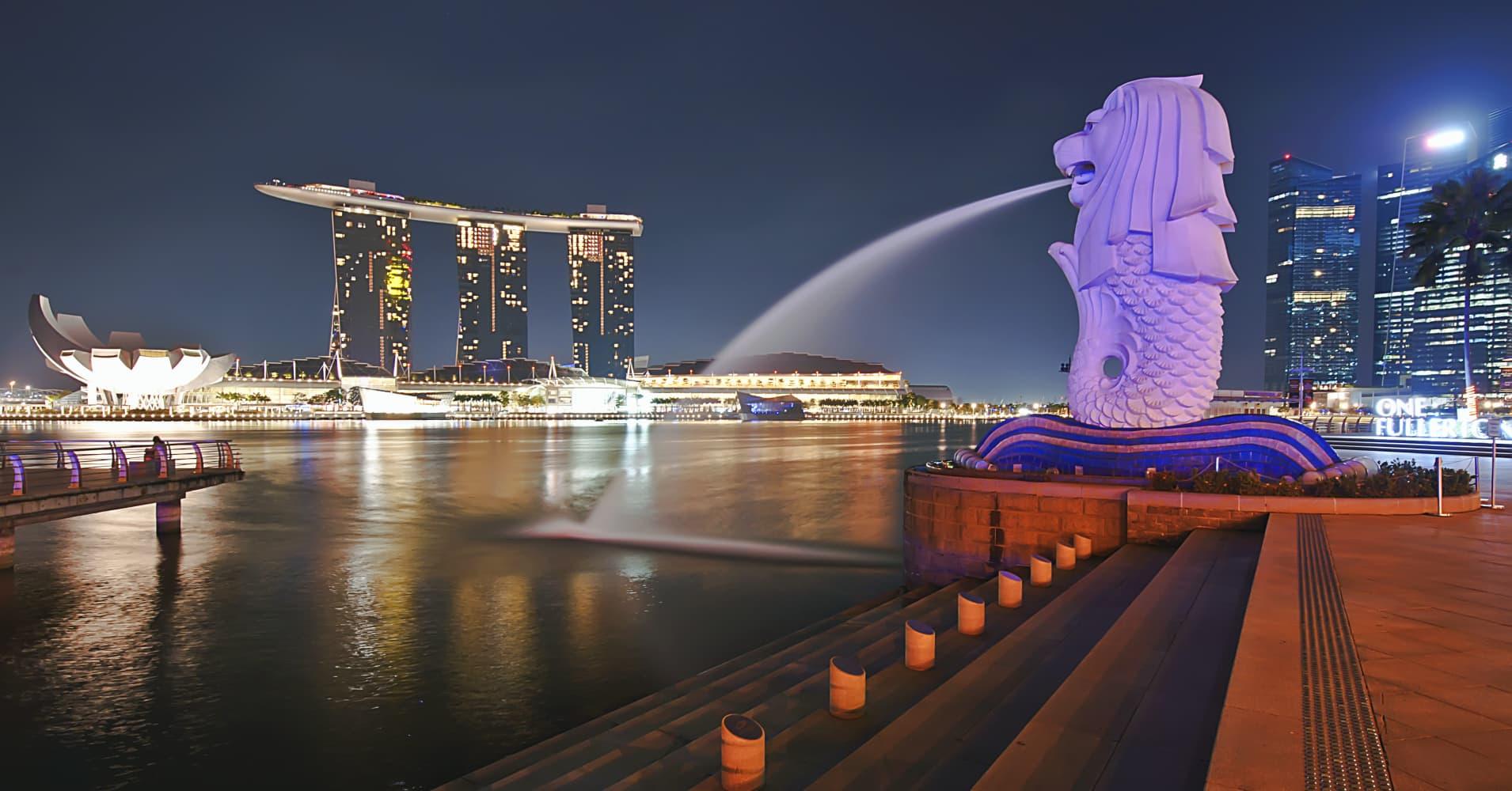 Image result for Singapore economy