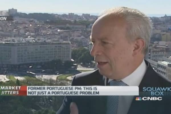 BES has 'good solvency': Ex-Portugal PM