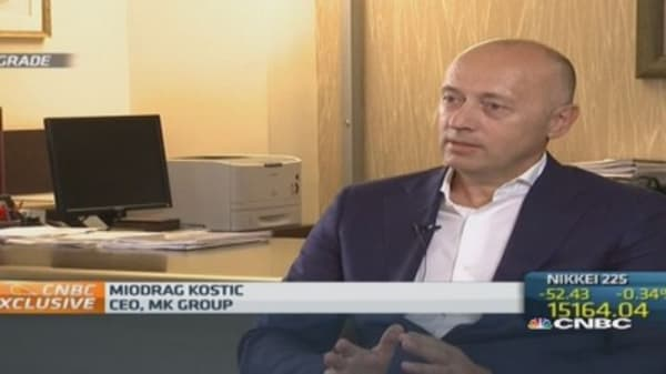 First option for Serbia is EU: MK Group CEO