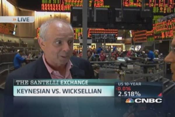 Santelli Exchange: Fischer's Fed view