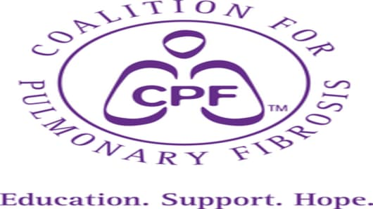 Coalition for Pulmonary Fibrosis (CPF) Logo