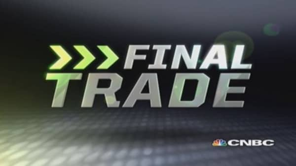 Fast Money Final Trade: TBT, CSCO, BBRY