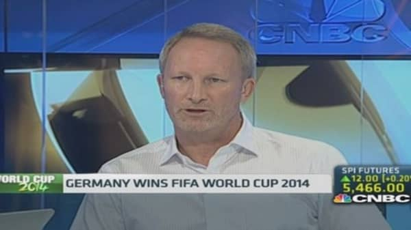World Cup final was a 'good tactical battle': Pro