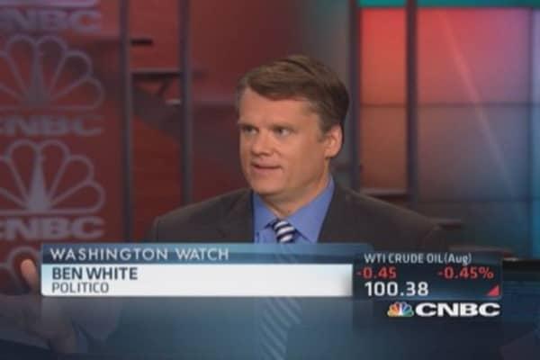 Ex-Im bank divides GOP: White