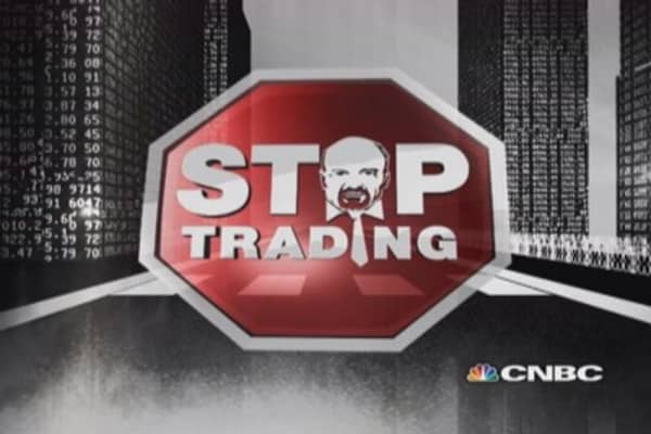 Cramer's Stop Trading: TRW potential deal