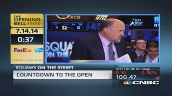 Investors missing out on this hot sector: Cramer