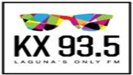 Kx93.5 Community Radio logo