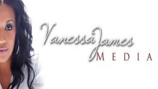 Vanessa James Media logo