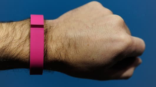 The 'Flex', a device by Fitbit