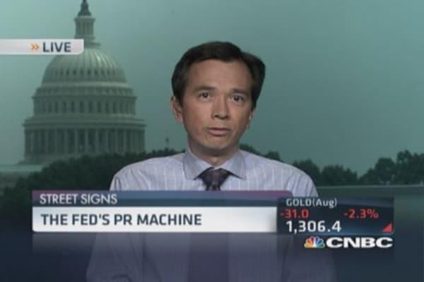 Interpreting the Fed