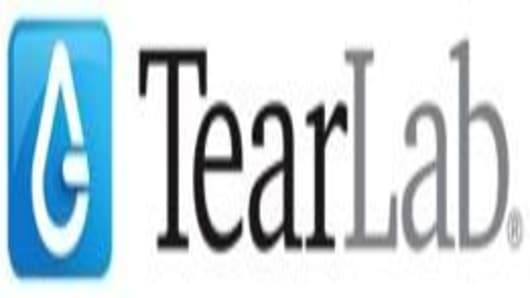 TearLab Corporation logo