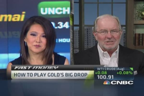 Gartman: Gold no safety trade