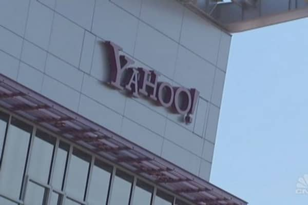 All eyes on Yahoo