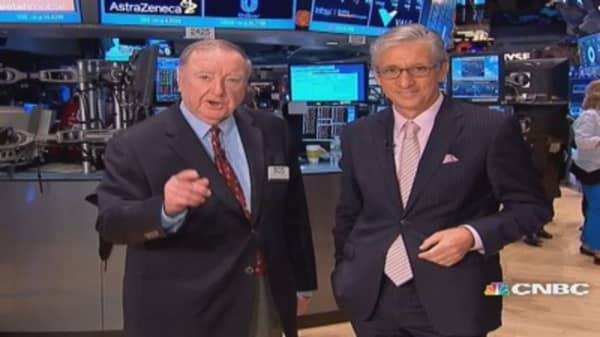 Cashin says volatility fears linger