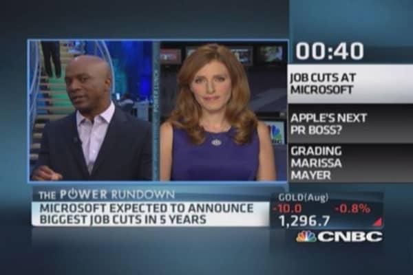 Power Rundown: Microsoft job cuts