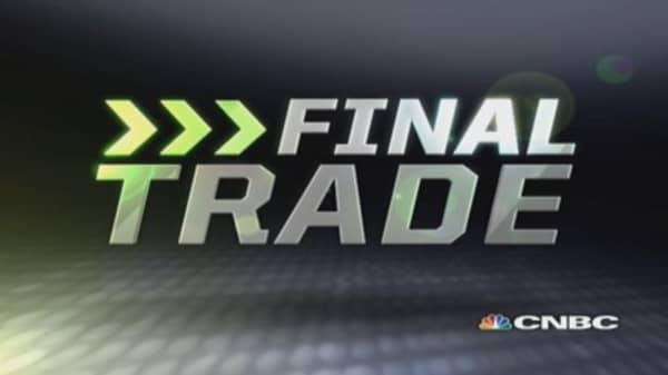 Fast Money Final Trade: INTC, FB, M, LGF