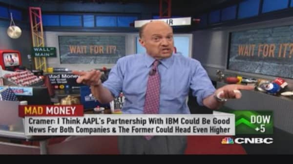 Low expectations a boon, high ones a curse: Cramer