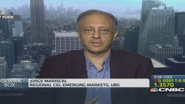 Individual weaknesses spur BRICS bank: UBS