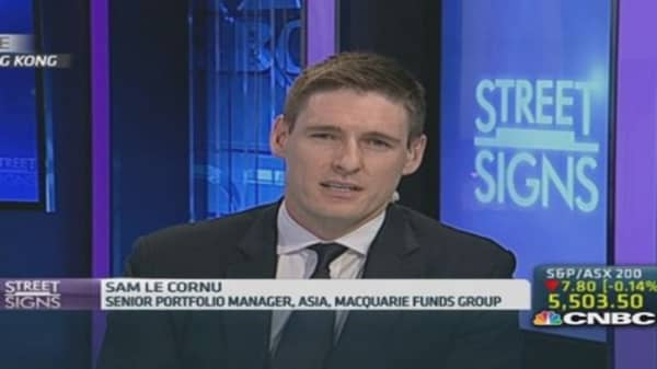 China Q2 GDP will stabilize stocks: Macquarie