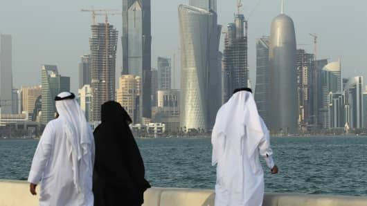 Doha, Qatar.
