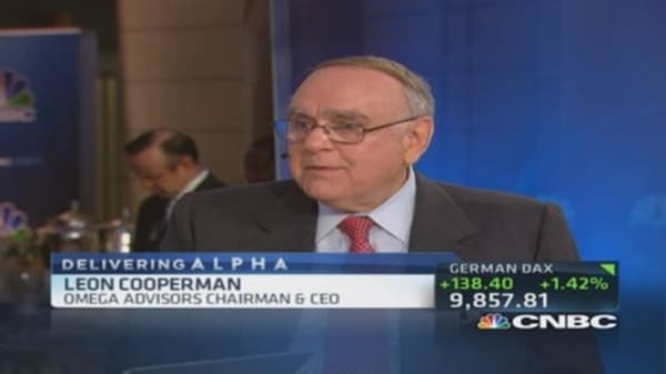 Don't confuse bull market with brains: Cooperman