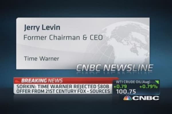 More consolidation coming in media: Levin