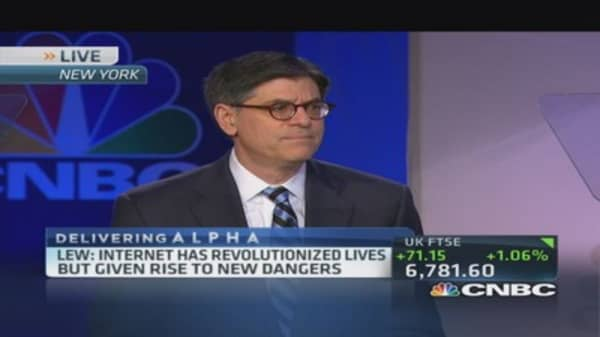 Challenges of cybersecurity: Lew
