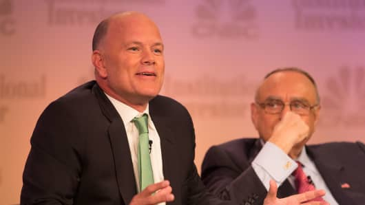 Michael Novogratz, principal and director, Fortress Investment Group