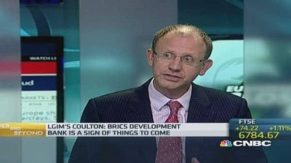 BRICS nations want an alternative: Pro