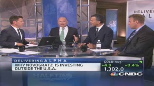 Inside strategy of Michael Novogratz