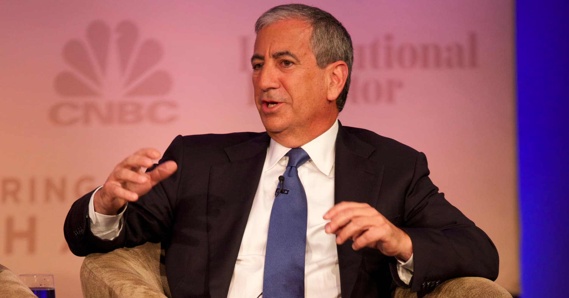 'People are underestimating the impact of the tax reform,' says Ken Moelis, Wall Street veteran