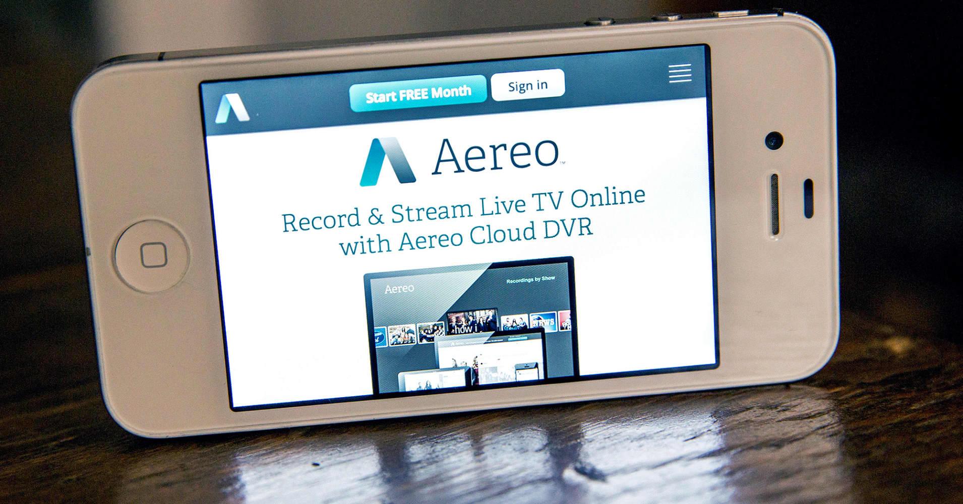 Aereo stock options