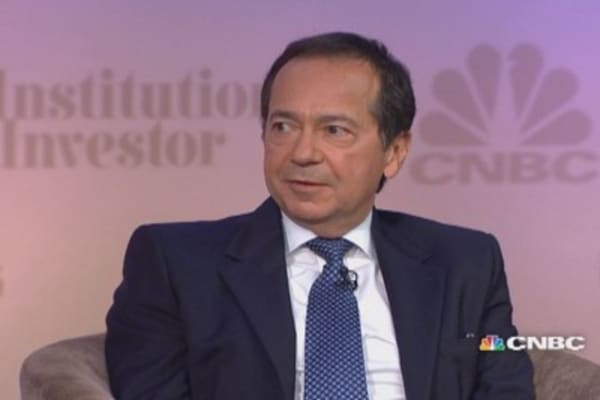 John Paulson: The single best investment you can make