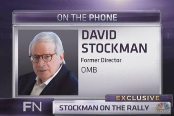 Stockman: Russia the next Black Swan?