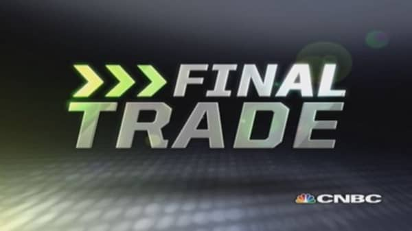 Fast Money Final Trade: GOOGL, MSFT & more