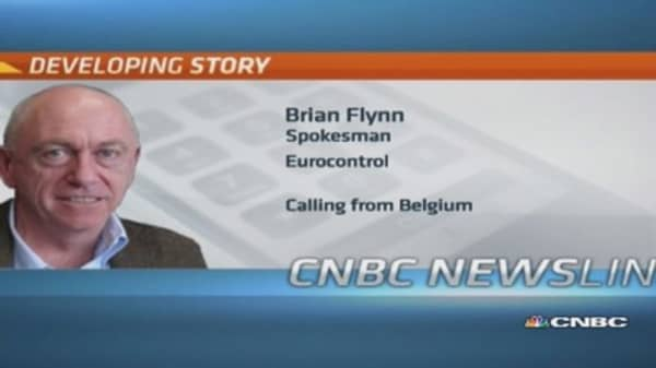 Flight altitude was Ukraine's decision: Eurocontrol