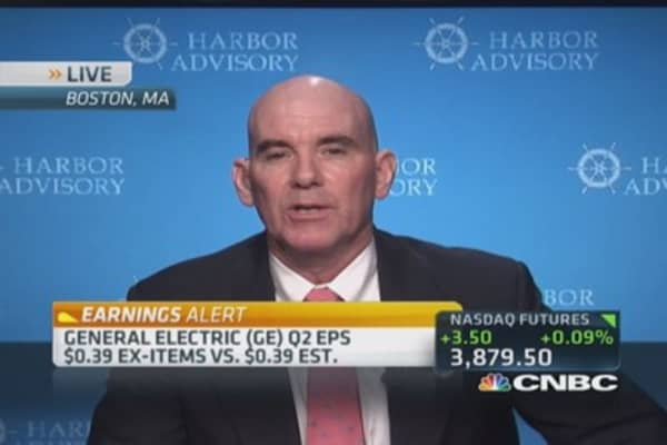 What GE's earnings tell investors