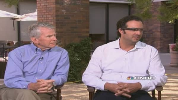 Ray Lane on Google Glass partner: 'This is a profound change'