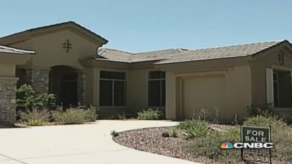 Phoenix's rough housing recovery