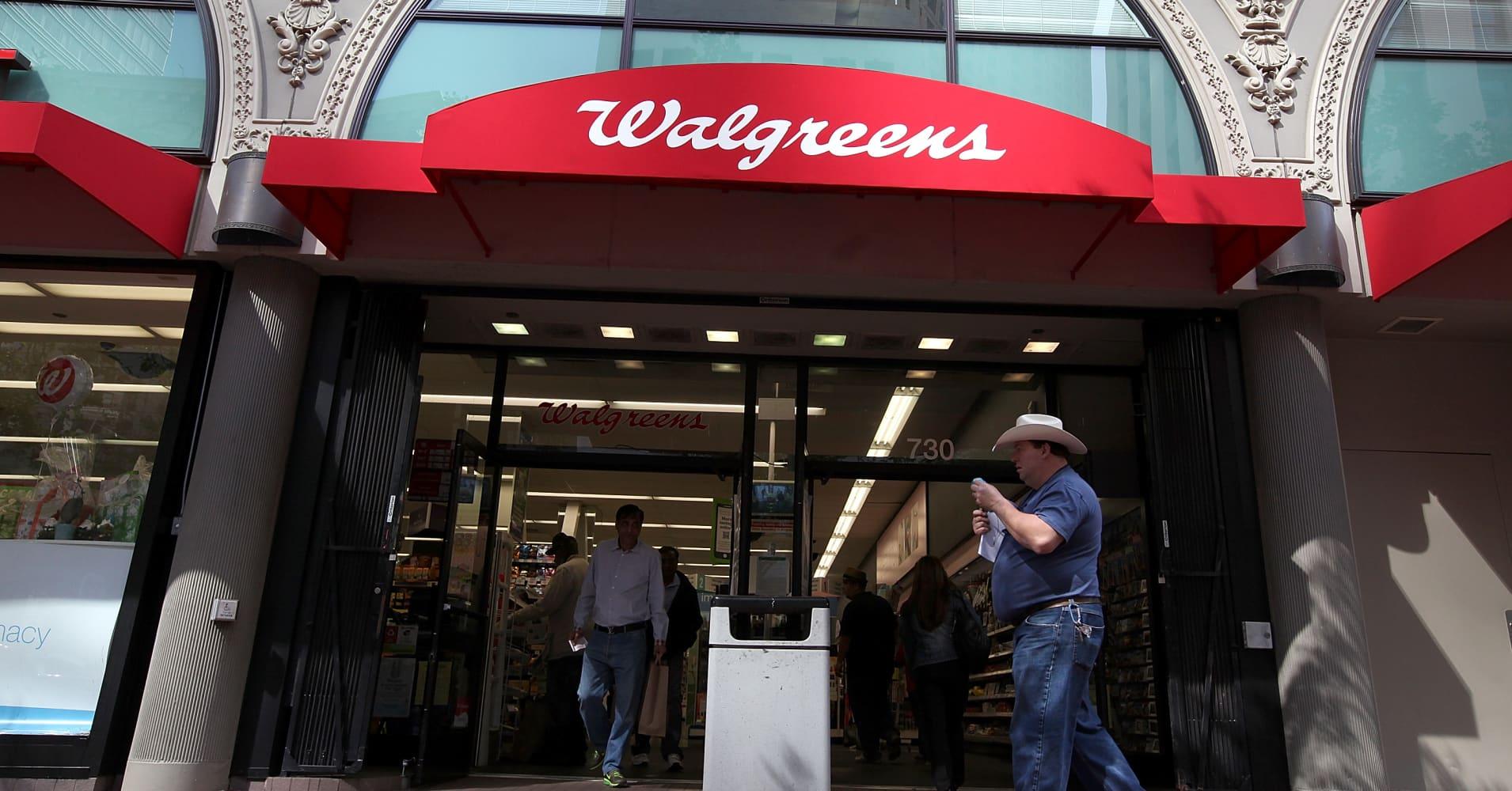 Walgreens unveils rebranding effort as pharmacy wars escalate