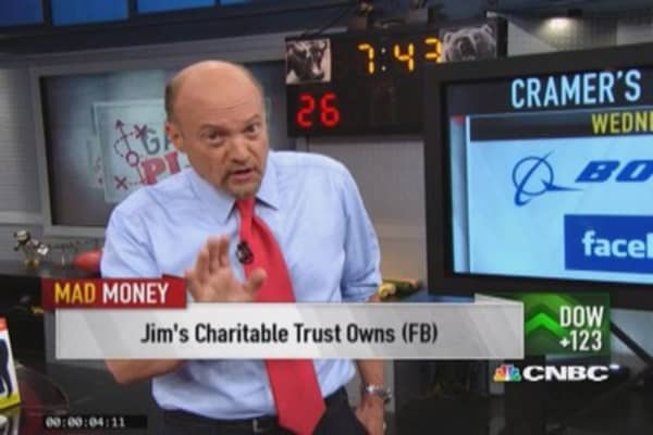 Cramer's earnings game plan