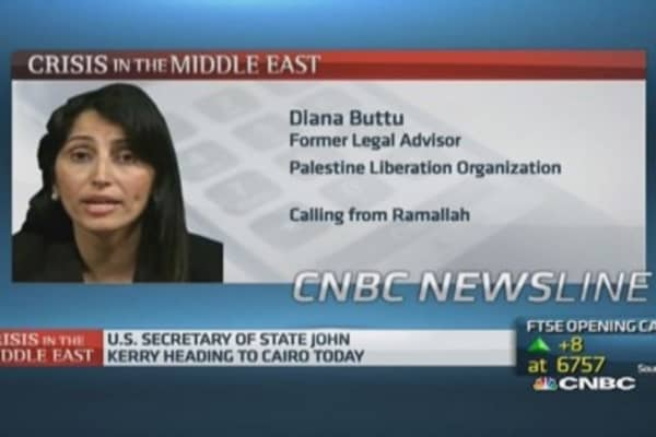 'Brutal' Gaza blockade needs to be lifted: PLO