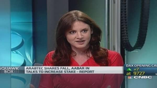Dubai shares sink as Arabtec plunges