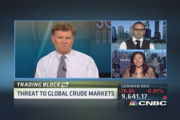 Trader block: Energy and Oil