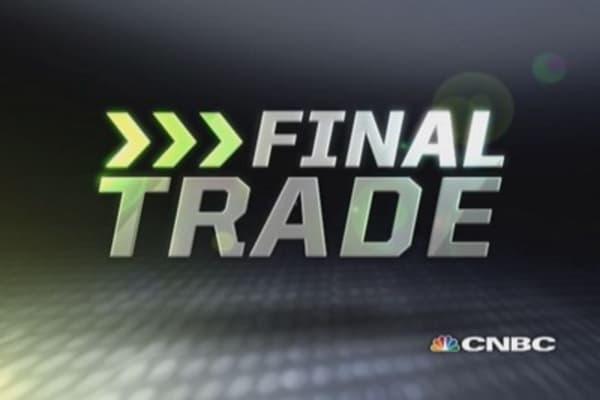 Fast Money Final Trade: BIDU, TWTR, CMLS, SLB